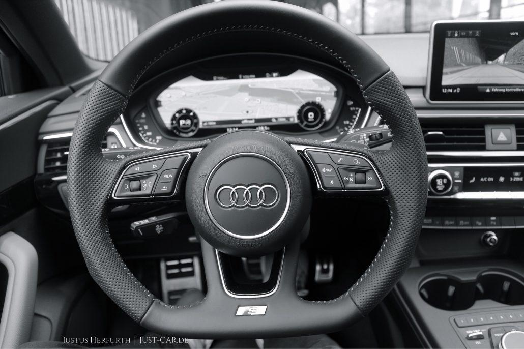 Fahrbericht Audi A4 Avant 30 Tdi 2016 Just Car